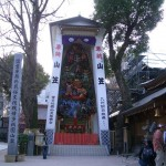 福岡観光-2 櫛田神社エリア
