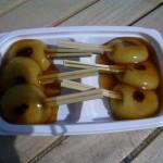 仙巌園で、鹿児島の甘味を楽しむ