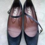 靴のリフォーム(リメイク) ~ パンプスにストラップをつけてくれるお店探し